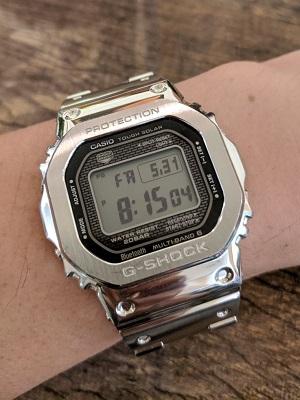 Casio G Shock GMW-B500D 2
