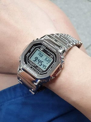 Casio G Shock GMW-B500D