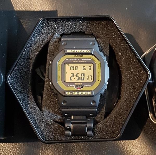 Casio G Shock GW-B5600BC-1JF