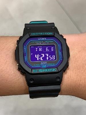 G-Shock GW-B5600BL-1