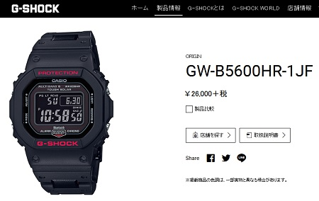 G-Shock GW-B5600HR-1 Price.jpg