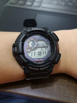 G-Shock Mudman G9300