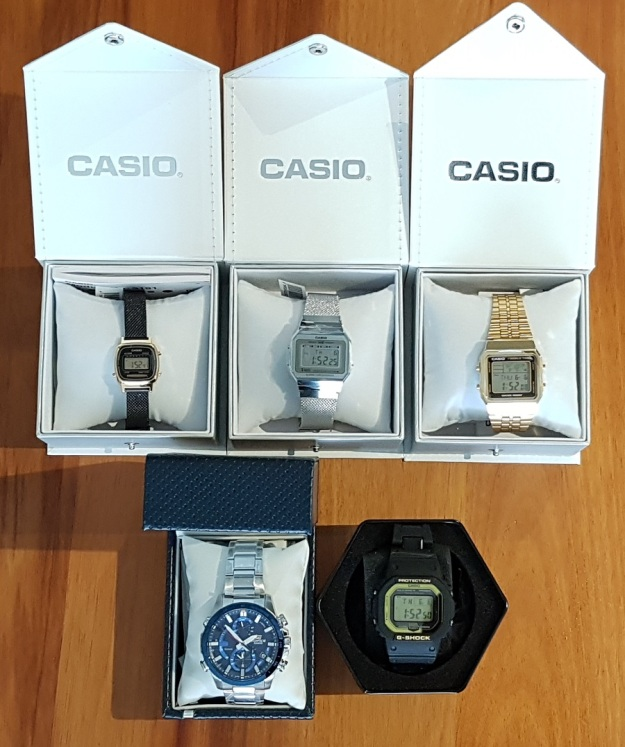 GenX Casio Collection Melbourne June 2019.jpg