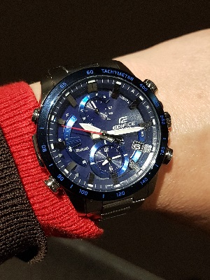 GenX Casio Edifice EQB-900DB-2A