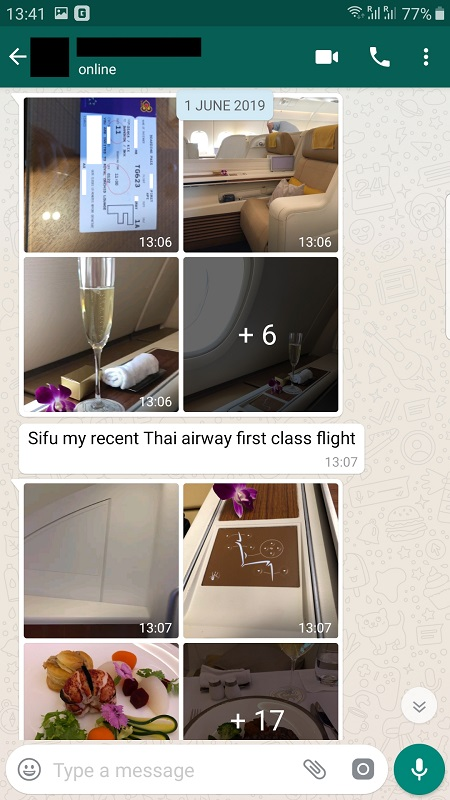 GenX Disciple Thai Airways Royal First Class Airbus A380 Review