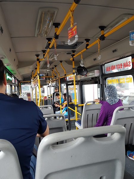Hanoi Noi Bai Airport to Old Quater Hanoi City Express Bus 86 review.jpg