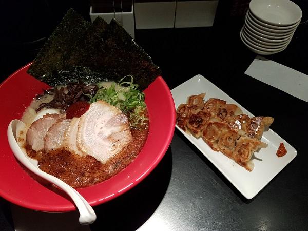Ippudo Ramen Tokyo Marunouchi 3