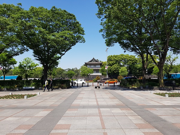 Tokyo Imperial Palace 1