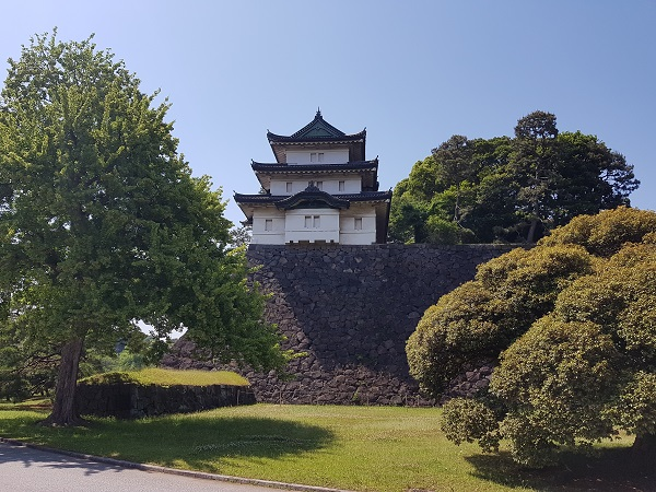 Tokyo Imperial Palace Tour 3