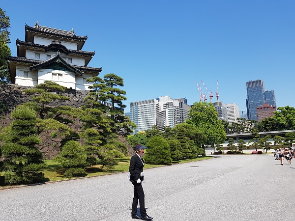 Tokyo Imperial Palace Tour 4