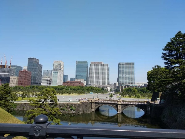 Tokyo Imperial Palace Tour 9