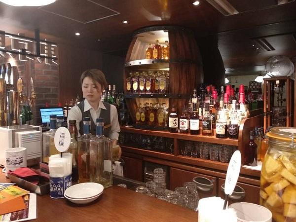 Tokyo Station Highball 1