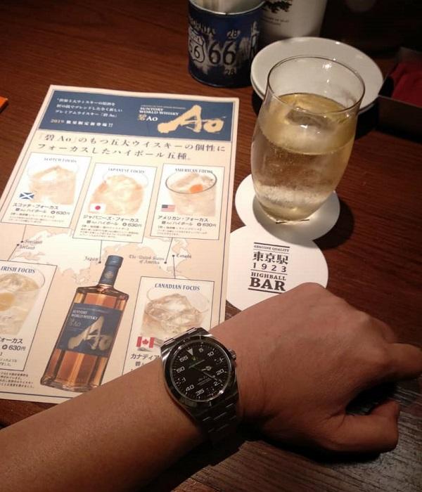 Tokyo Station Highball Whisky bar 3