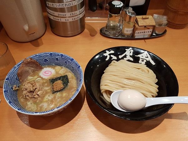 Tokyo Station Ramen Street Rokurinsha 1 Best Ramen 2