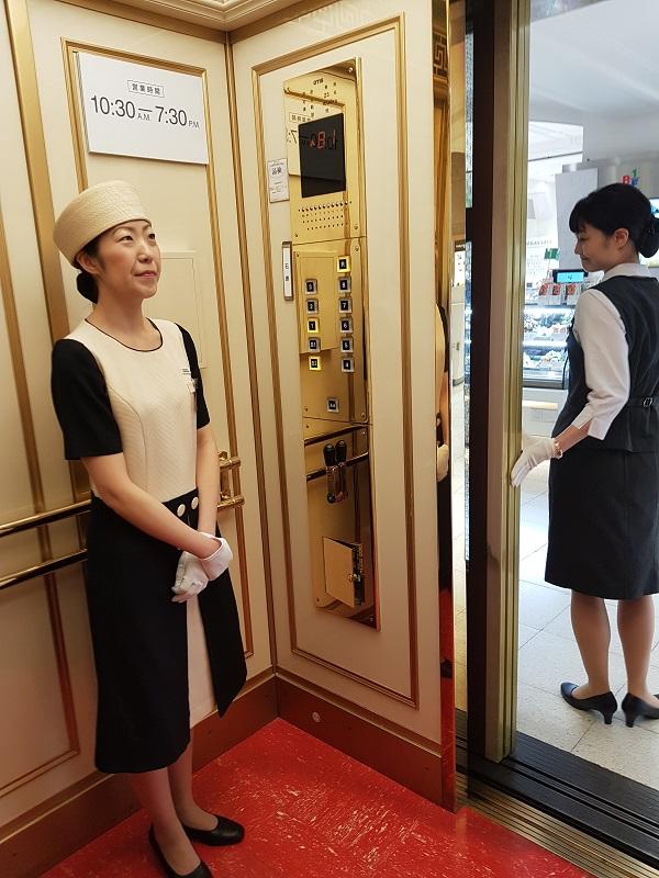 Tokyo Takashimaya 5