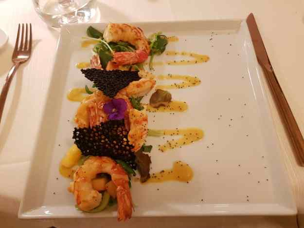 Best Restaurant Venice Alle Corone 1a