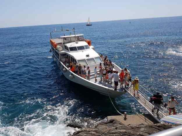 Cinque Terre Boat Ride 7
