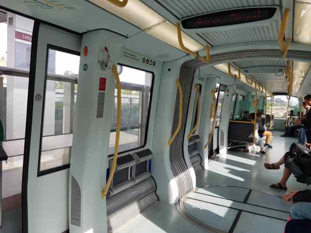 Copenhagen Metro train 2