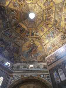 Florence Cathedral Chapel 1