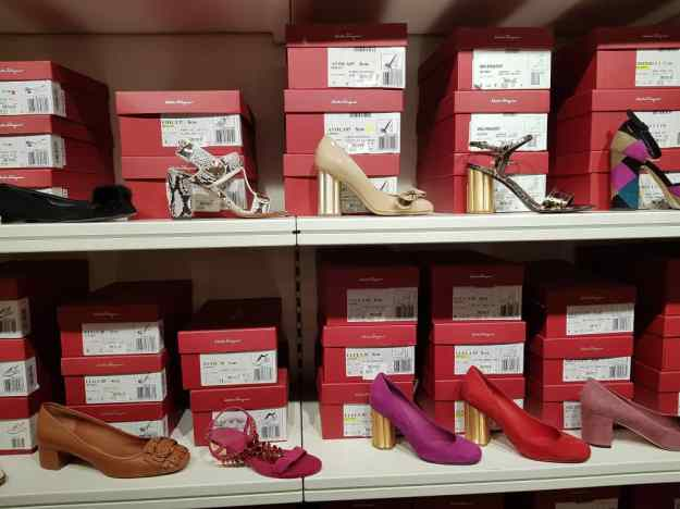 Florence Luxury outlet Mall Ferragamo shoes 2.jpg