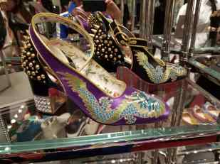 Florence Luxury outlet Mall Gucci Shoes 1