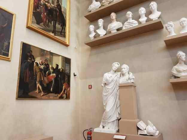 Galleria Dell' Accademia 19th Century Hall 5