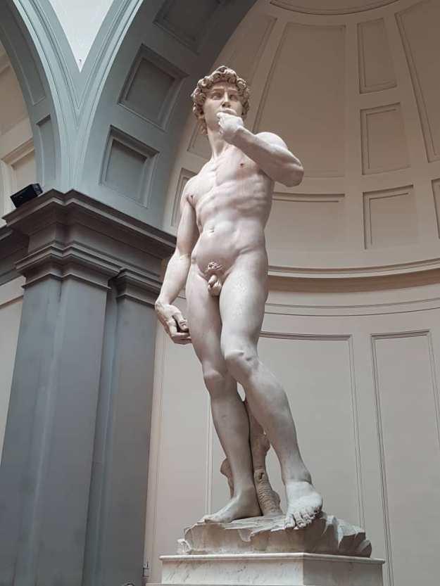 Galleria Dell' Accademia Michelangelo David 2.jpg