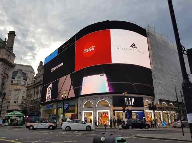 Largest LED Screen in the world
