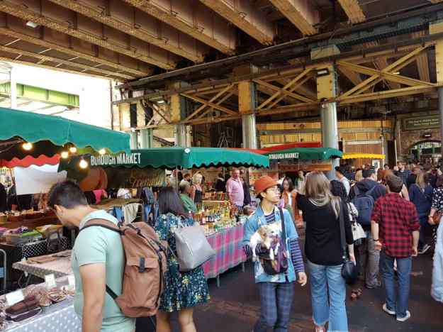 London Borough Market 1