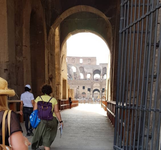 Rome Colossuem Gladiator Entrance to Arena.jpg