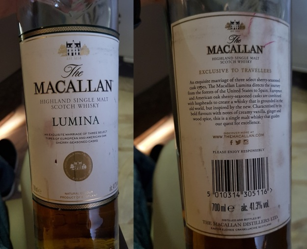 Singapore Airlines Airbus A380 Suite Class London to Singapore Review 12 Macallan Whisky