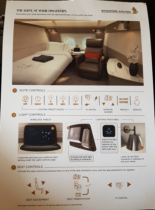 Singapore Airlines Airbus A380 Suite Class London to Singapore Review 7