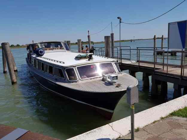 Venice Islands Murano Burano Torcello Tour Boat