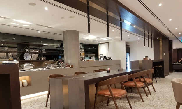 American Express Lounge Melbourne Airport Australia 2