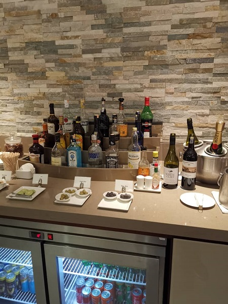 Emirates Business Class Lounge KLIA 9