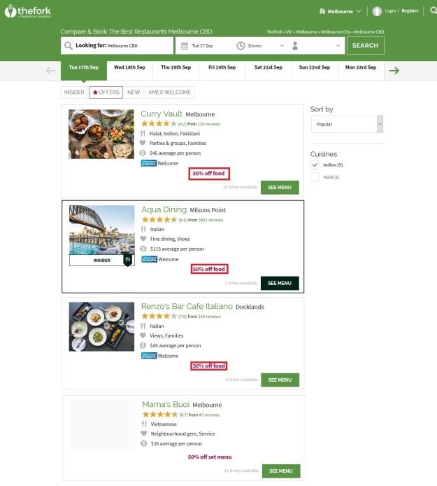 Qantas Free Points Quandoo versus Fork Discount.jpg