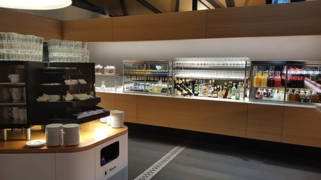 Zurich Airport Swiss Air Lounge A 3a