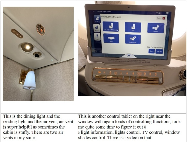 Emirate NEW First Class Boeing 777 Control Panel 2.jpg