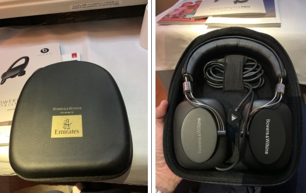 Emiratew NEW First Class Boeing 777 Headphones.jpg