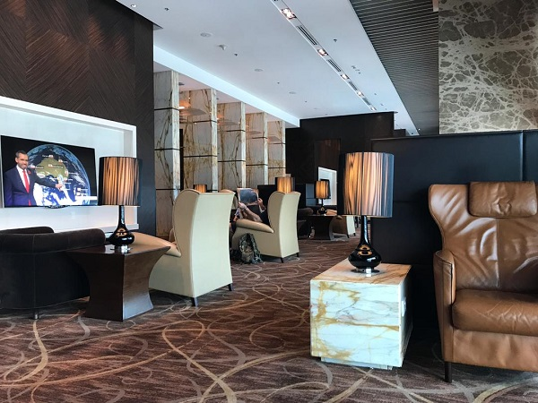 Singapore Airlines Changi Private Room 2