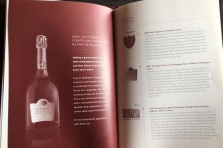 Singapore Airlines First Class Boeing 777 Dubai Menu 3