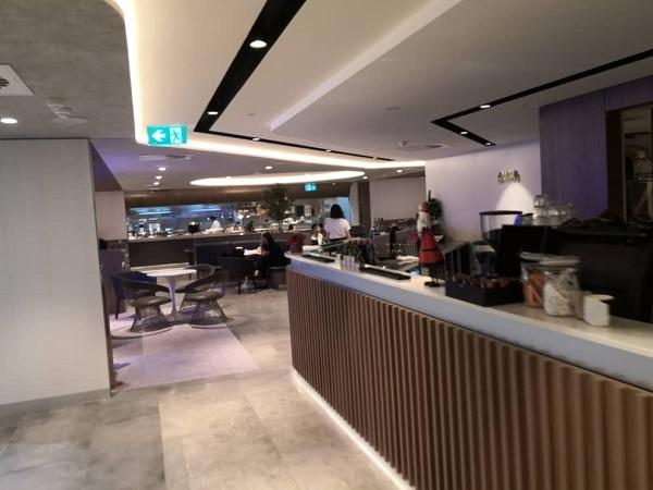 AMEX Lounge Sydney 1