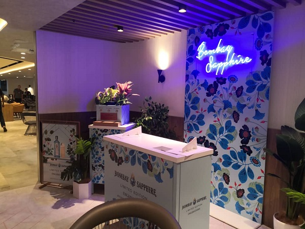AMEX Lounge Sydney 11