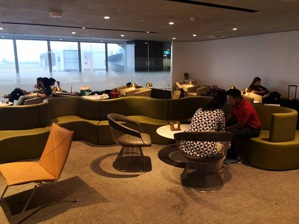 AMEX Lounge Sydney 3