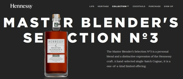 Hennessy Limited Edition one of a kind