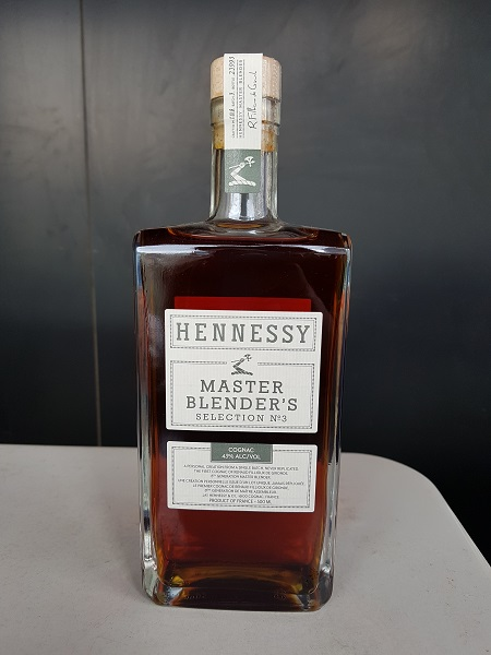 Hennessy Master Blenders No.3 2018 Limited Edition Cognac Front
