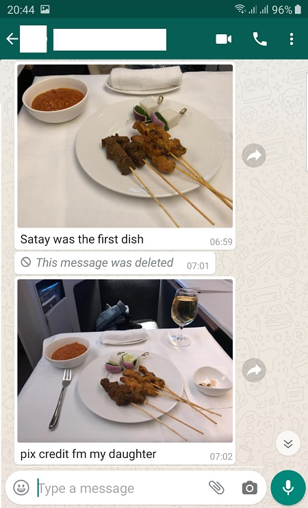 Malaysia Airlines Airbus A350 Business Suite London to KL Review 18