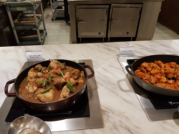 Malaysia Airlines Golden Lounge KLIA 5