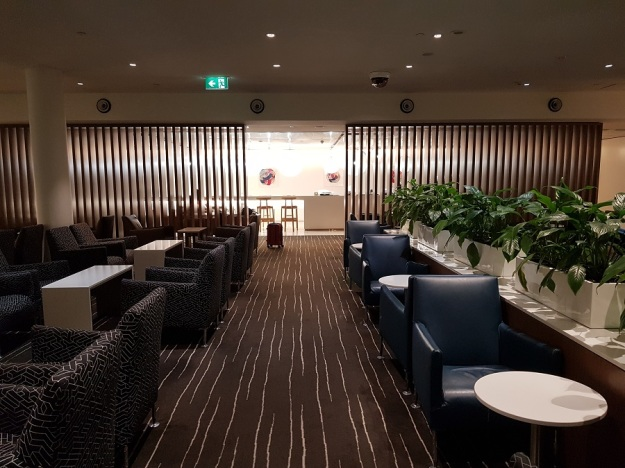 GenX Live Travel Report Malaysia Airlines Business Class Melbourne Qantas Lounge 4
