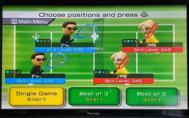 Wii 8